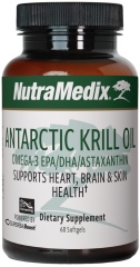 Antarctic Krill Oil