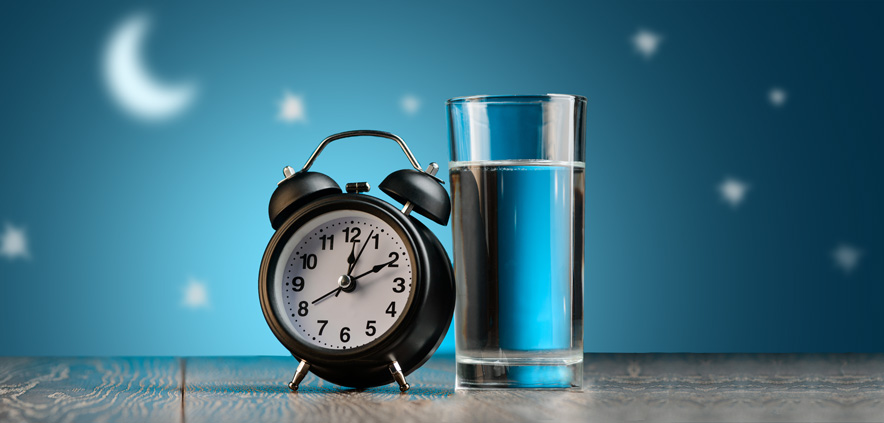 More Sleep and Less Stress  for Optimal Health